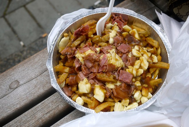Smoked Meat Poutine   Frenchies Diner