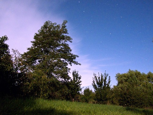 longexposure sky night stars lumix ciel campagne nuit constellation etoiles grandeourse fz28 étoiles