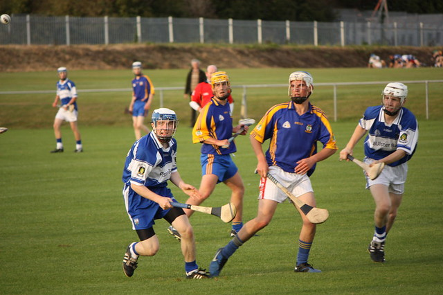 2011-08-16 Minor Championship v Butlerstown in Mount Sion (Lost)