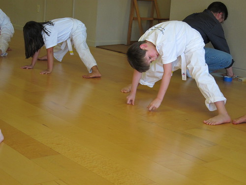 Nick, karate IMG_7604