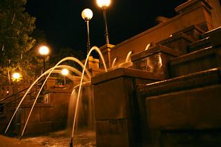 Old San Juan Fountains