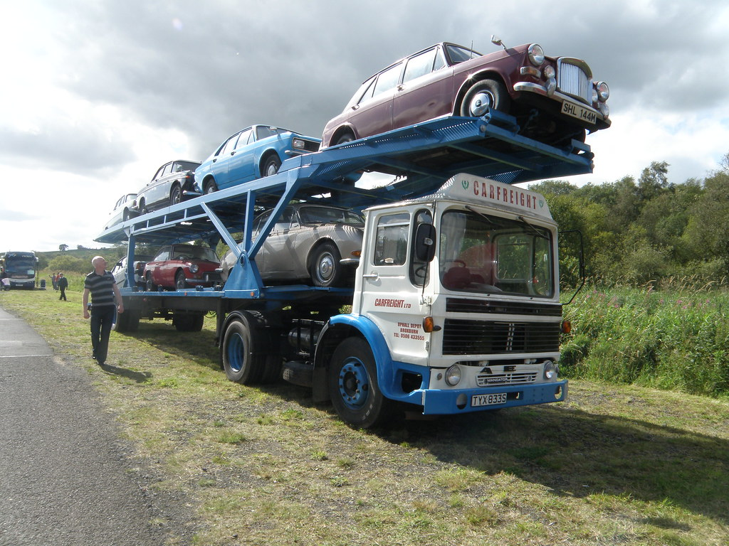Car Transporter Trailer Hire Peterborough