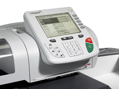 Franking machine IS-460 by Neopost