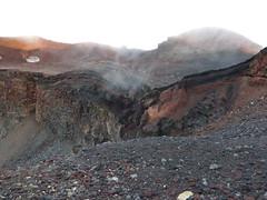 asphalt(0.0), soil(0.0), volcanic landform(0.0), volcano(1.0), formation(1.0), geology(1.0), plateau(1.0), terrain(1.0), rock(1.0),