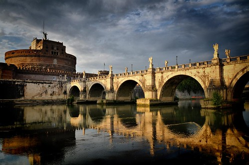bridge sky italy rome roma castle public grave clouds river geotagged europa europe italia nuvole fiume © himmel ponte ciel cielo tiber tevere nuages fortress hadrian hdr adriano tomba allrightsreserved castelsantangelo lazio 2011 latium tancredi ©allrightsreserved moleadriana mausoleumofhadrian colorphotoaward dsc0924 may2011 thegoldenphoenix georeferenziata magicunicornverybest magicunicornmasterpiece blinkagain 21may2011 hadriansmole bestofblinkwinners artistoftheyearlevel5 eltringexcellence 6timesasnice 5timesasnice artistoftheyearlevel7 artistoftheyearlevel6
