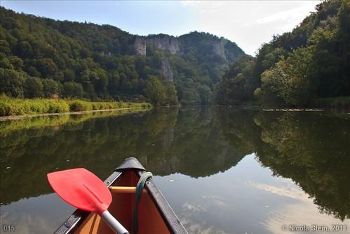 Bezienswaardigheden Zwarte Woud Top 10 nummer 8 kayakken op de Donau