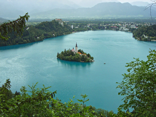 Lake of Bled, Slovenia