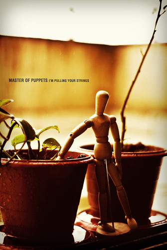 8/365. Master of Puppets by Anant N S (www.thelensor.tumblr.com)