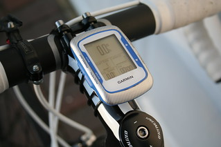Garmin 500 GPS bike computer