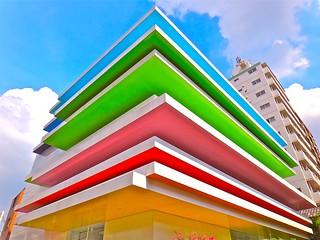 巣鴨信用金庫 志村支店, Sugamo Shinkin Bank Shimura Branch, Tokyo, Japan