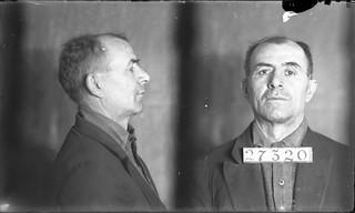 Kinnamon, Emmett. Inmate #27320 (MSA)