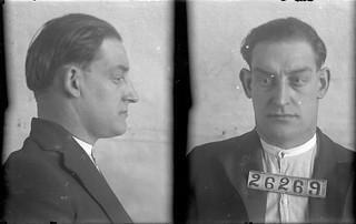 Lynch, Harry. Inmate #26269 (MSA)