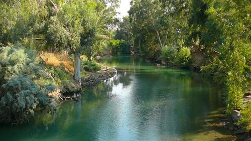 river israel jesus baptism jordan