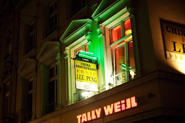 Chinese Restaurant Trier