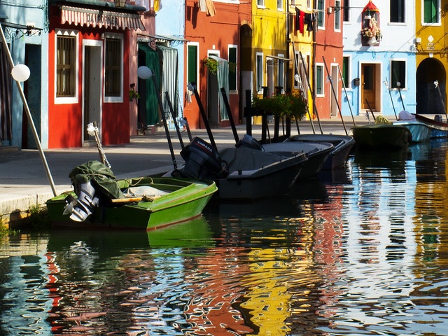 Burano and its colors - V