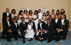 Photography Tips - Wedding Party Group Shot 8 27 11