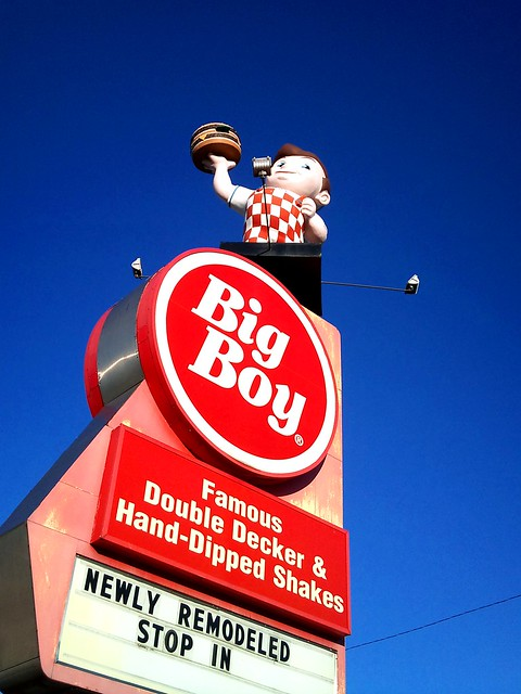 Big Red Restaurant Food