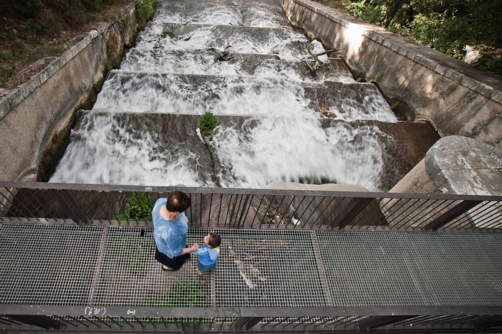 Nuestras vidas son los ríos... - Desembocadura del Esgueva (Valladolid)