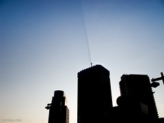 Tokyo Skytree shadows