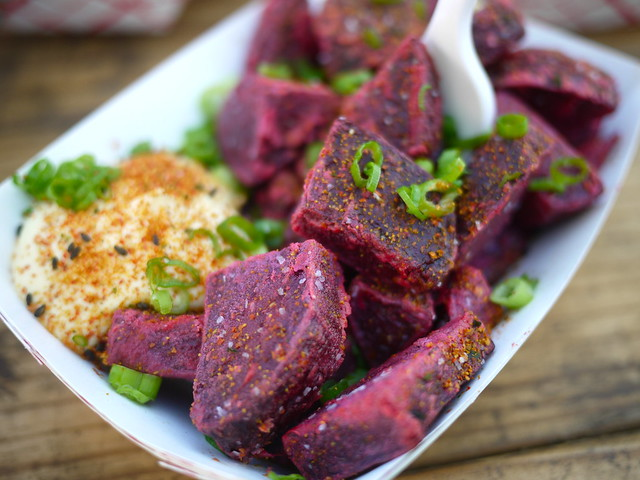 beet home fries
