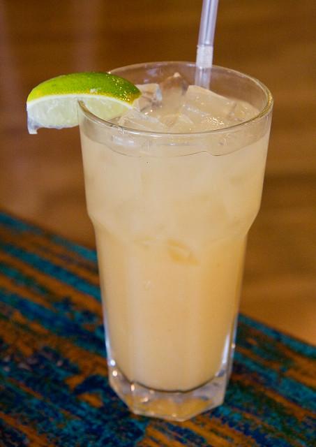 Ginger juice, Abistro
