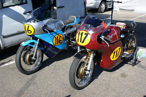 Seeley-SMA G50 & Matchless G50
