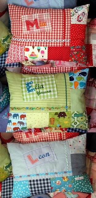 Namenskissen - Pillows with names