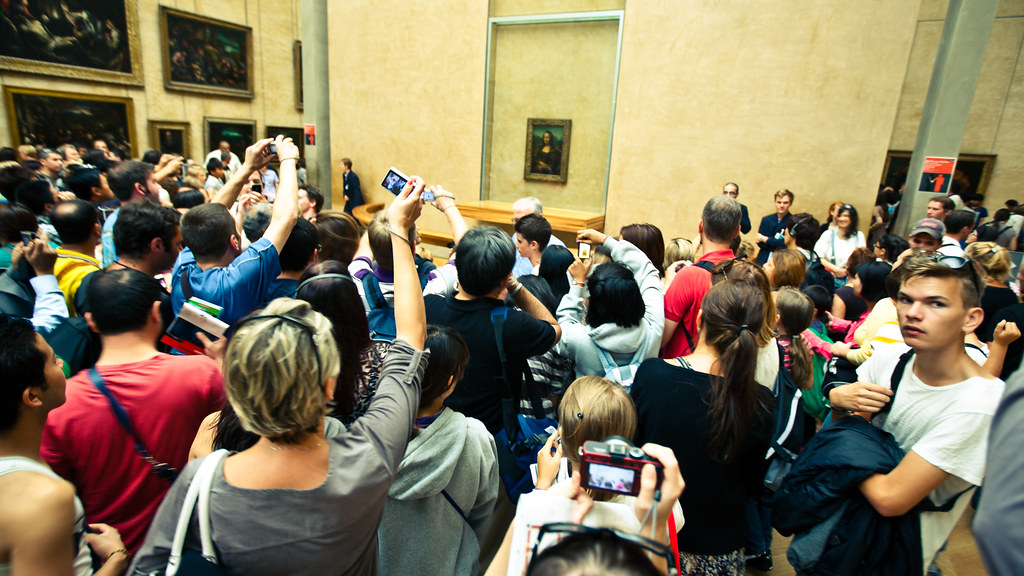 Mona Lisa scrum