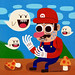 Tripping in the Mushroom Kingdom by Jack Teagle