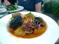 seafood, bouillabaisse, food, dish, cuisine, mussel,