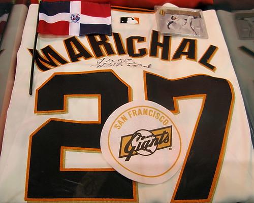 MLB 2011 All-Star Game - Hispanic Heritage - Juan Marichal