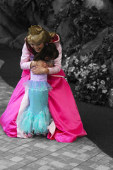 Hugs from a Princess