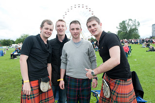 World Pipe Band Championships 2011