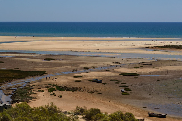 Cacela Velha, Ria Formosa, Algarve