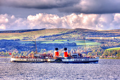 Cruising On The Clyde