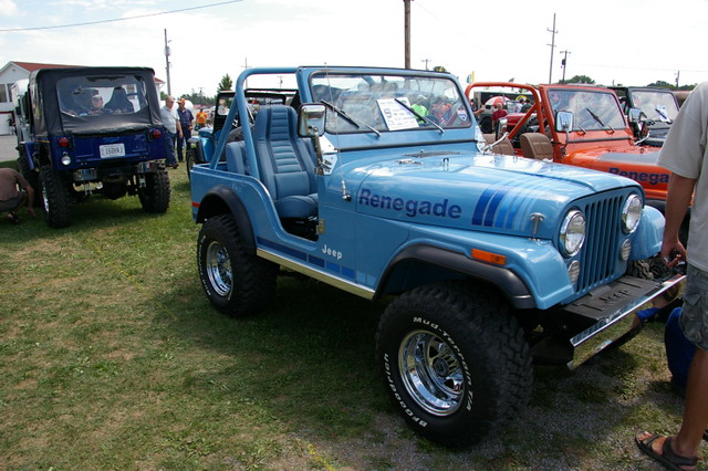 1980 Jeep Cj-5 Renegade
