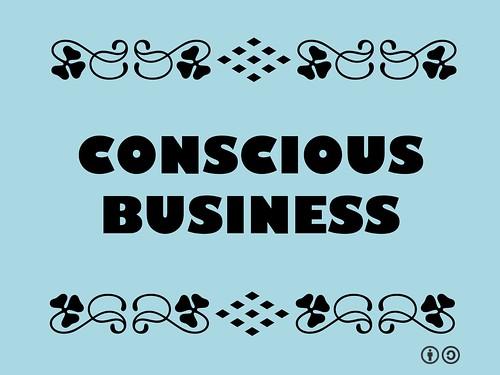 Buzzword Bingo: Conscious Business
