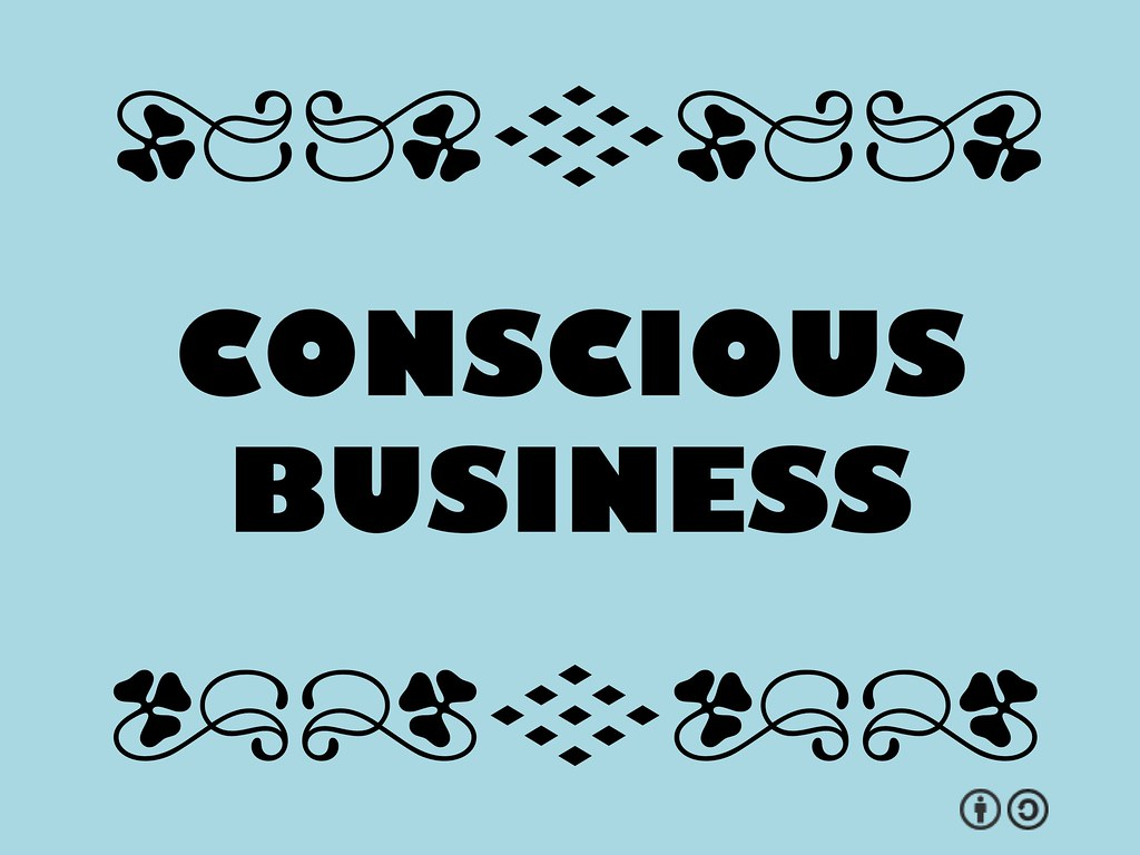 Buzzword Bingo: Conscious Business