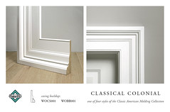 The world 39 s most recently posted photos of windsorone for Colonial trim molding