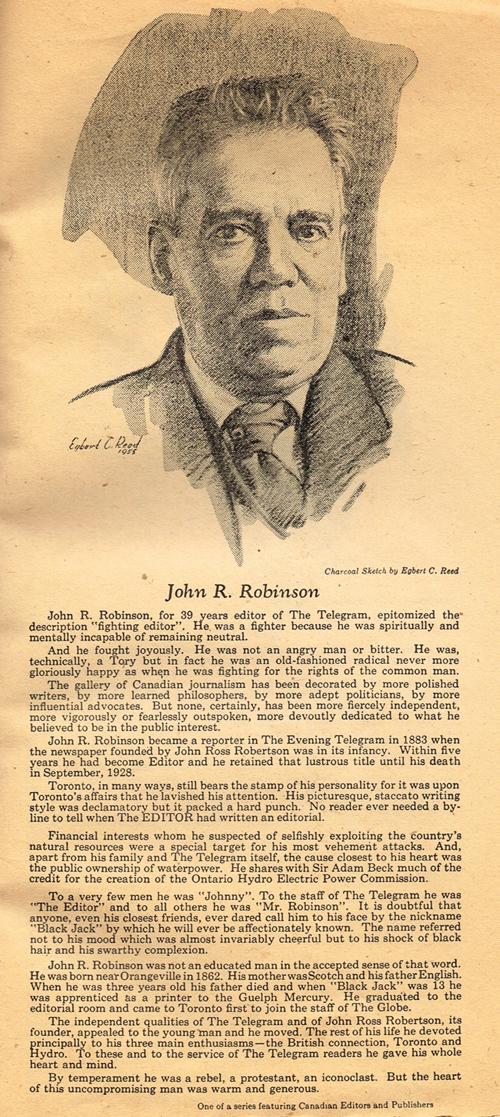 John R. Robinson