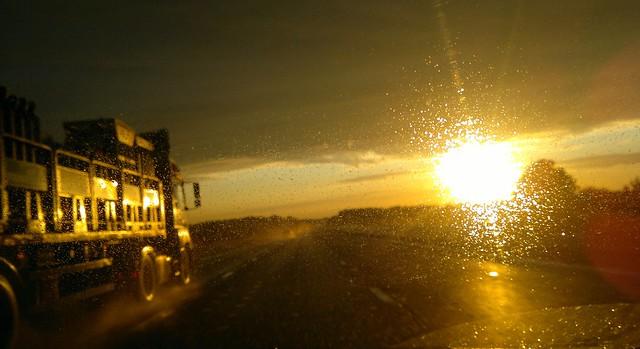 Sunset Trucker 3