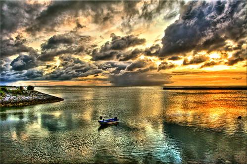 "ocean sea water japan clouds boat 日本 okinawa 沖縄 greatphotographers photographyrocks thisphotorocks awardtree ""flickraward"""