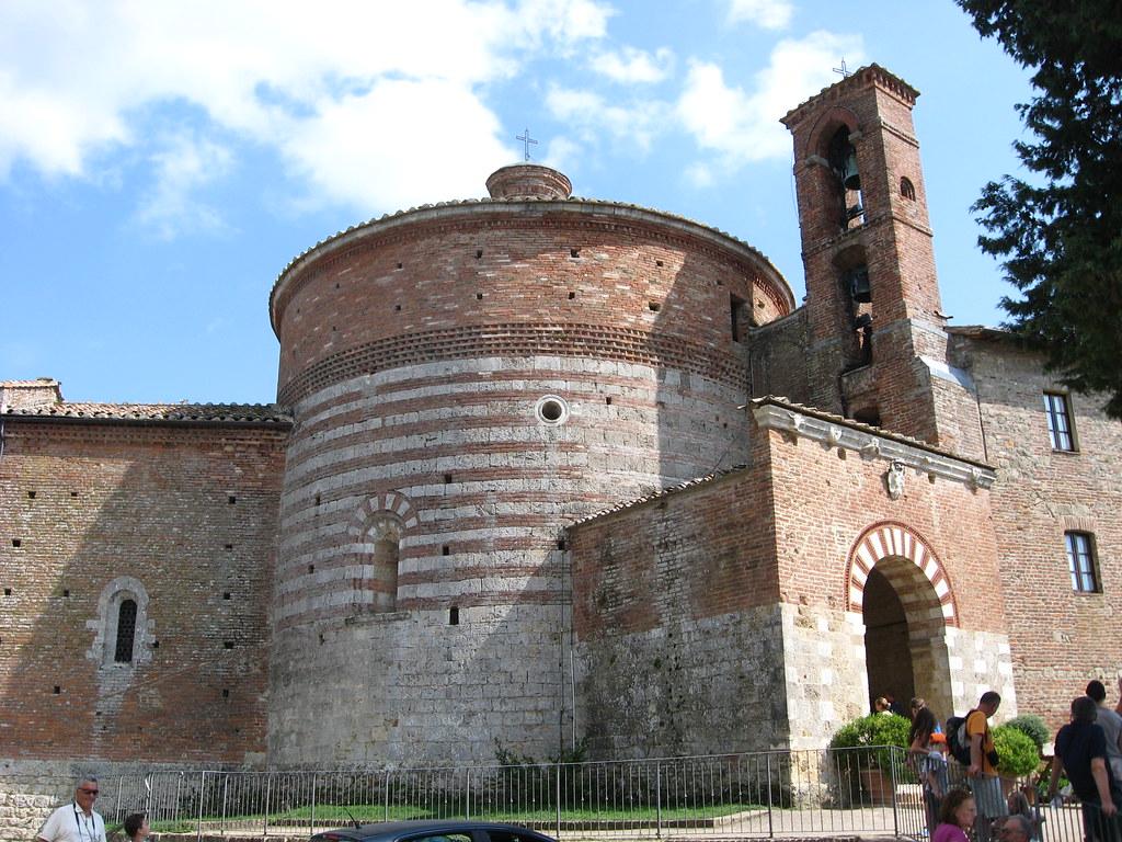 San Galgano, Exterior c. 1185