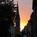 Sunset from St. Michaels Street