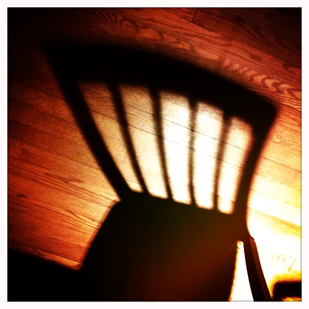 Scary chair