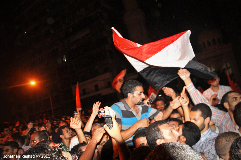 """Ahmed El-Shahat"" The man who removed the Israeli flag from Israel Embassy in Egypt - #FlagMan"