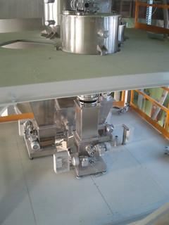 Impianto dosaggio gravimetrico per compound