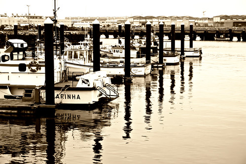 Peniche, fishing port