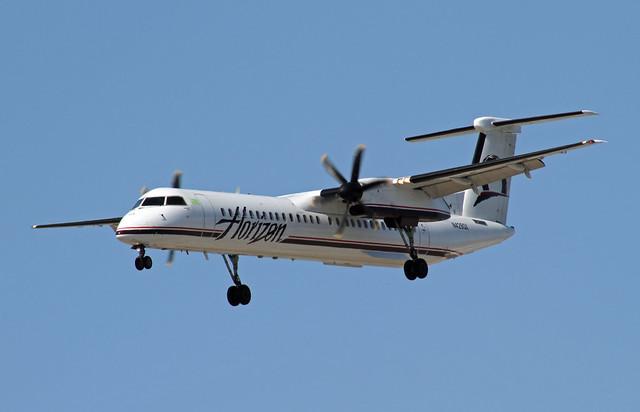 Horizon Bombardier Q400 (Ron Monroe)