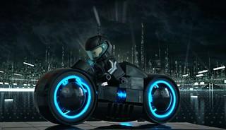 6081170826 24e675a9aa n Lego Lightcycle